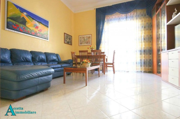 Appartamento in vendita a Taranto, Semicentrale, Con giardino, 95 mq - Foto 1
