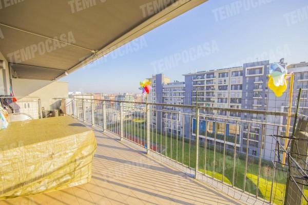 Appartamento in vendita a Milano, Affori Centro, Con giardino, 80 mq - Foto 20
