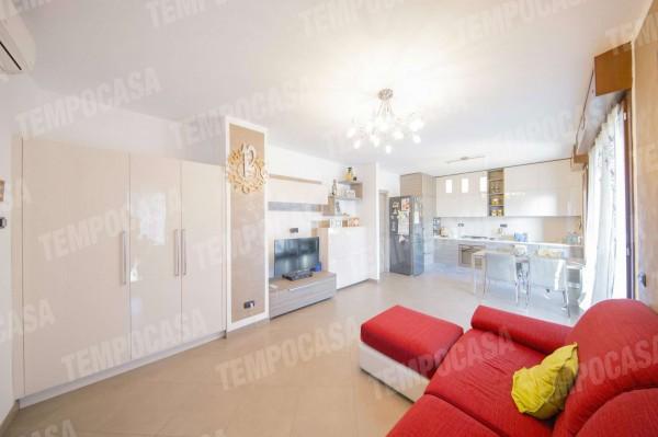 Appartamento in vendita a Milano, Affori Centro, Con giardino, 80 mq - Foto 13