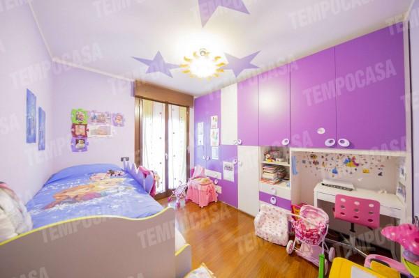 Appartamento in vendita a Milano, Affori Centro, Con giardino, 80 mq - Foto 9