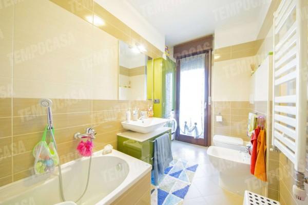 Appartamento in vendita a Milano, Affori Centro, Con giardino, 80 mq - Foto 16