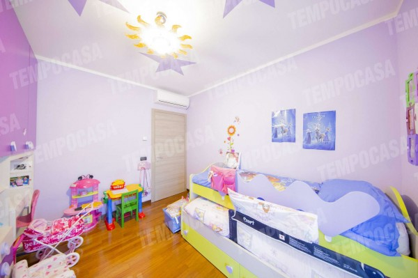 Appartamento in vendita a Milano, Affori Centro, Con giardino, 80 mq - Foto 8