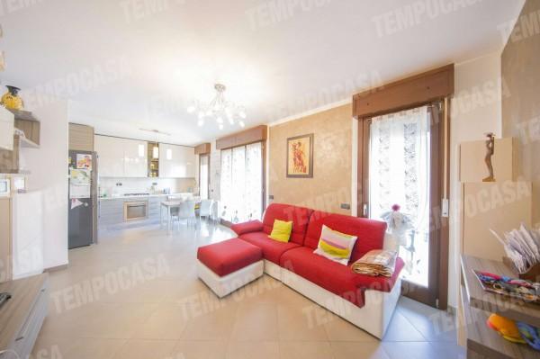 Appartamento in vendita a Milano, Affori Centro, Con giardino, 80 mq - Foto 22