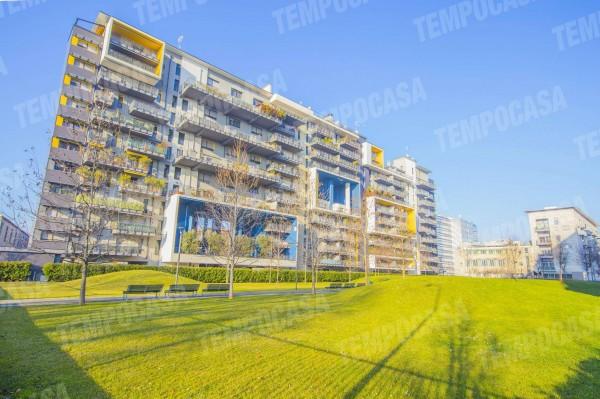 Appartamento in vendita a Milano, Affori Centro, Con giardino, 80 mq - Foto 23