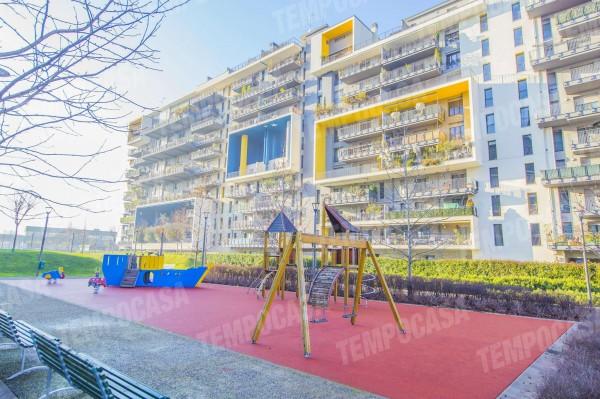 Appartamento in vendita a Milano, Affori Centro, Con giardino, 80 mq - Foto 3