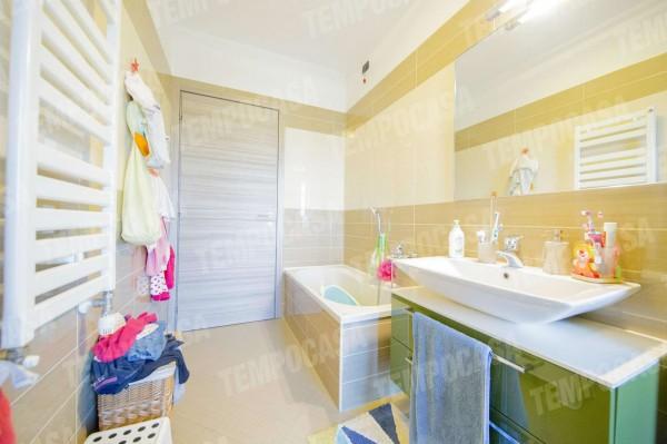 Appartamento in vendita a Milano, Affori Centro, Con giardino, 80 mq - Foto 6