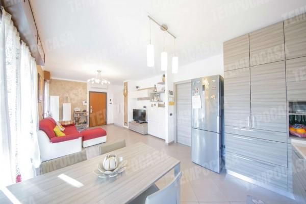 Appartamento in vendita a Milano, Affori Centro, Con giardino, 80 mq - Foto 14