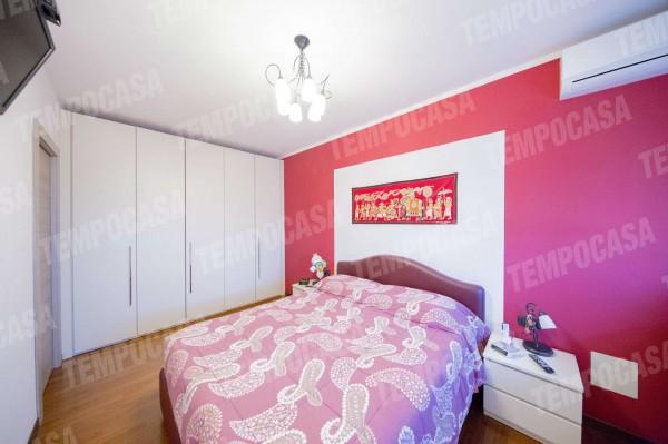 Appartamento in vendita a Milano, Affori Centro, Con giardino, 80 mq - Foto 11