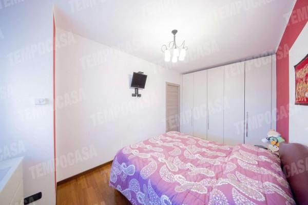Appartamento in vendita a Milano, Affori Centro, Con giardino, 80 mq - Foto 10