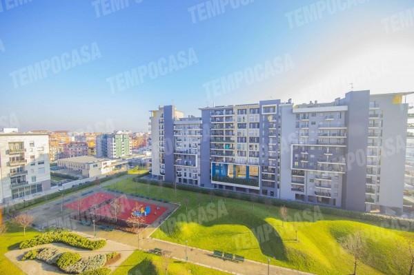 Appartamento in vendita a Milano, Affori Centro, Con giardino, 80 mq - Foto 12