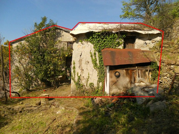 Rustico/Casale in vendita a Camogli, Bana, Con giardino, 277 mq - Foto 6