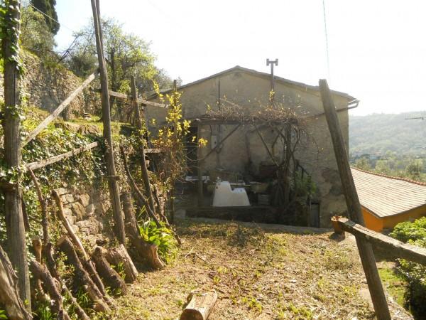 Rustico/Casale in vendita a Camogli, Bana, Con giardino, 277 mq - Foto 15