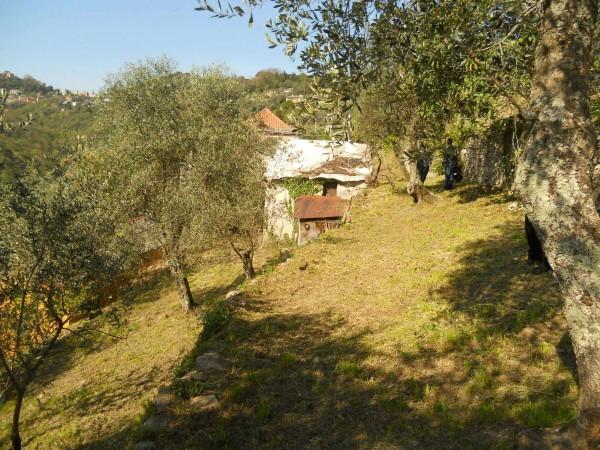 Rustico/Casale in vendita a Camogli, Bana, Con giardino, 277 mq - Foto 9