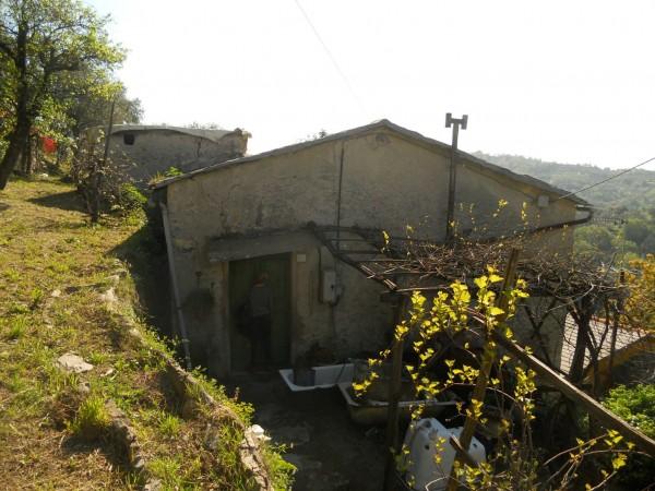 Rustico/Casale in vendita a Camogli, Bana, Con giardino, 277 mq - Foto 5