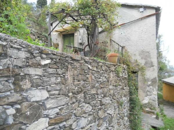 Rustico/Casale in vendita a Camogli, Bana, Con giardino, 277 mq - Foto 17