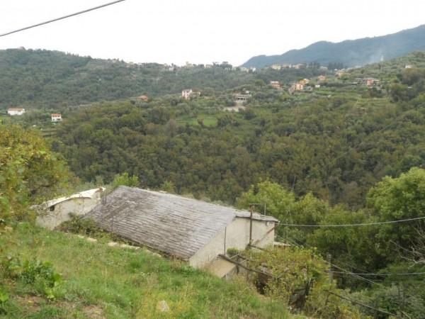 Rustico/Casale in vendita a Camogli, Bana, Con giardino, 277 mq - Foto 3