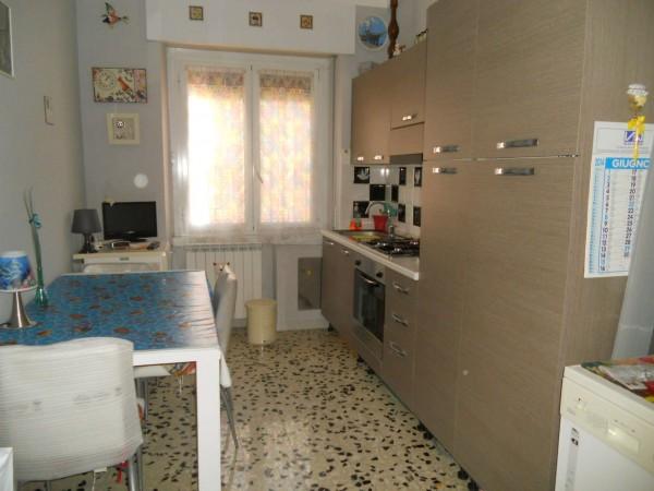 Appartamento in vendita a Rapallo, Centro Città, 140 mq - Foto 5