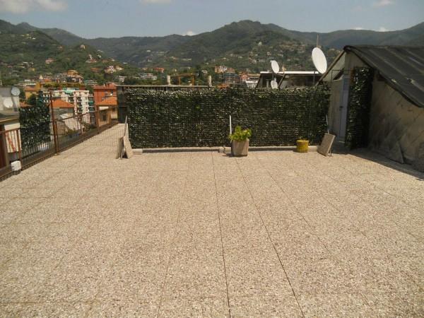 Appartamento in vendita a Rapallo, Centro Città, 140 mq - Foto 13