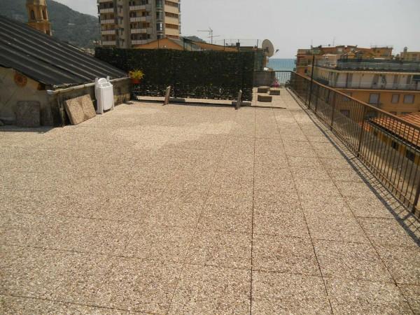 Appartamento in vendita a Rapallo, Centro Città, 140 mq - Foto 14