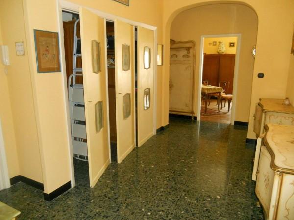 Appartamento in vendita a Rapallo, Centro Città, 140 mq - Foto 12