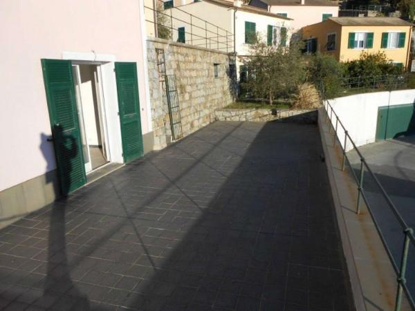 Villa in vendita a Zoagli, S.ambrogio, Con giardino, 160 mq - Foto 13