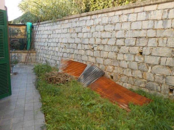 Villa in vendita a Zoagli, S.ambrogio, Con giardino, 160 mq - Foto 5