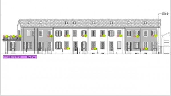 Casa indipendente in vendita a Milano, Piazza Abbiategrasso, Con giardino, 167 mq - Foto 7