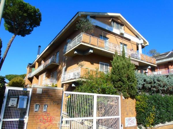 Appartamento in vendita a Roma, Statuario, Arredato, con giardino, 40 mq