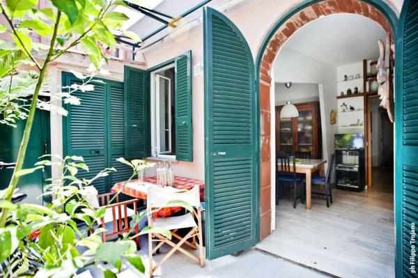 Casa indipendente in vendita a Roma, Quadraro, Con giardino, 100 mq - Foto 28