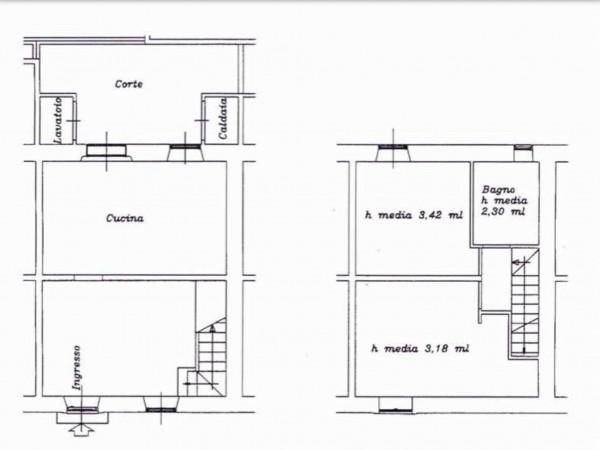 Casa indipendente in vendita a Roma, Quadraro, Con giardino, 100 mq - Foto 2