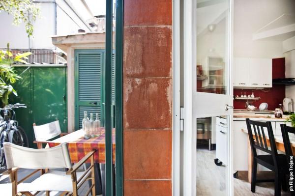 Casa indipendente in vendita a Roma, Quadraro, Con giardino, 100 mq - Foto 25