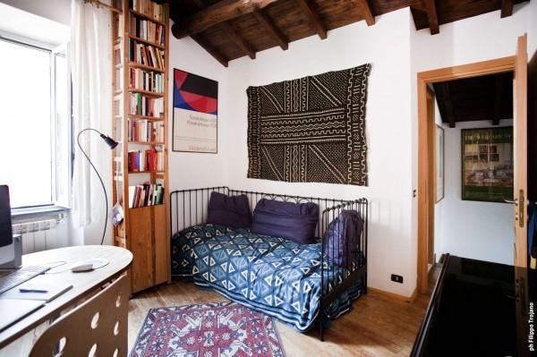 Casa indipendente in vendita a Roma, Quadraro, Con giardino, 100 mq - Foto 4