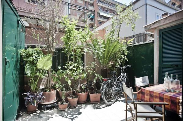 Casa indipendente in vendita a Roma, Quadraro, Con giardino, 100 mq - Foto 29