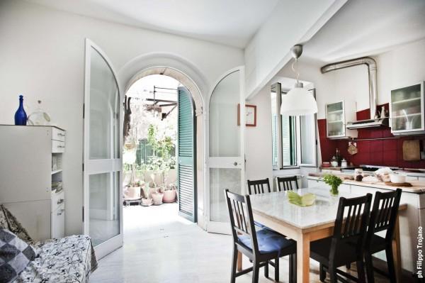 Casa indipendente in vendita a Roma, Quadraro, Con giardino, 100 mq