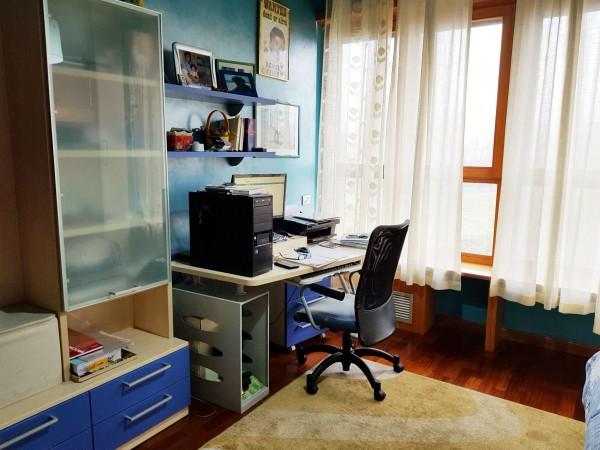 Appartamento in vendita a Milano, Con giardino, 110 mq - Foto 13