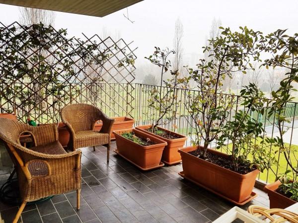 Appartamento in vendita a Milano, Con giardino, 110 mq - Foto 9