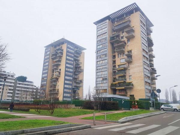 Appartamento in vendita a Milano, Con giardino, 110 mq - Foto 7