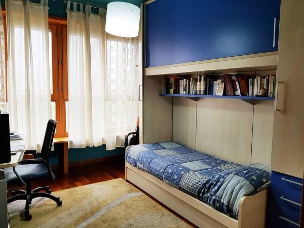 Appartamento in vendita a Milano, Con giardino, 110 mq - Foto 14