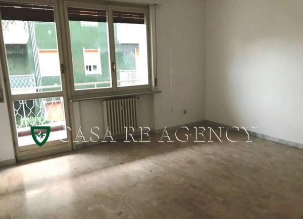 Appartamento in vendita a Varese, Viale Aguggiari, Con giardino, 108 mq