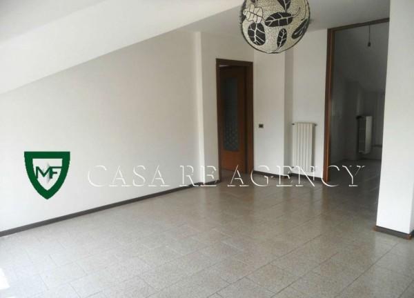 Appartamento in vendita a Varese, Viale Aguggiari, Con giardino, 90 mq - Foto 12