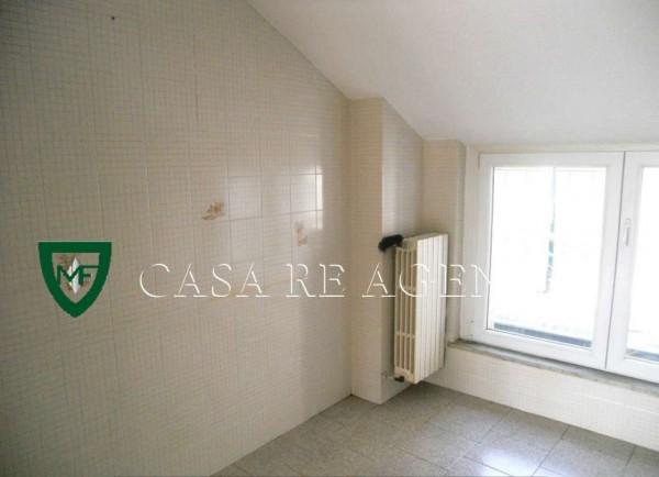 Appartamento in vendita a Varese, Viale Aguggiari, Con giardino, 90 mq - Foto 14