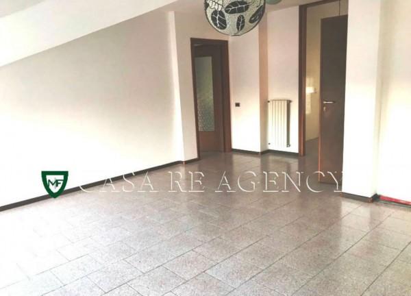 Appartamento in vendita a Varese, Viale Aguggiari, Con giardino, 90 mq - Foto 4