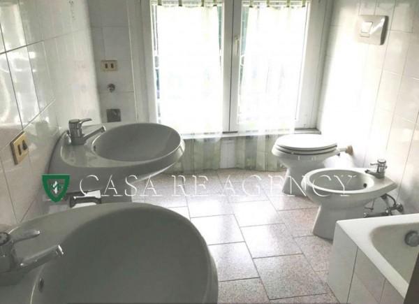 Appartamento in vendita a Varese, Viale Aguggiari, Con giardino, 90 mq - Foto 6