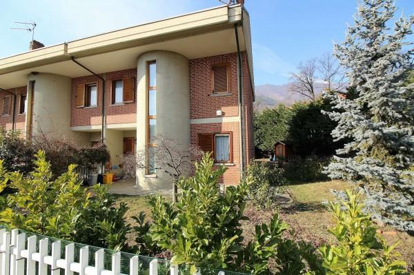 Villa in vendita a Val della Torre, Con giardino, 102 mq - Foto 12