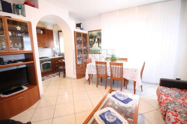 Appartamento in vendita a Cassano d'Adda, Annunciazione, Con giardino, 80 mq - Foto 4