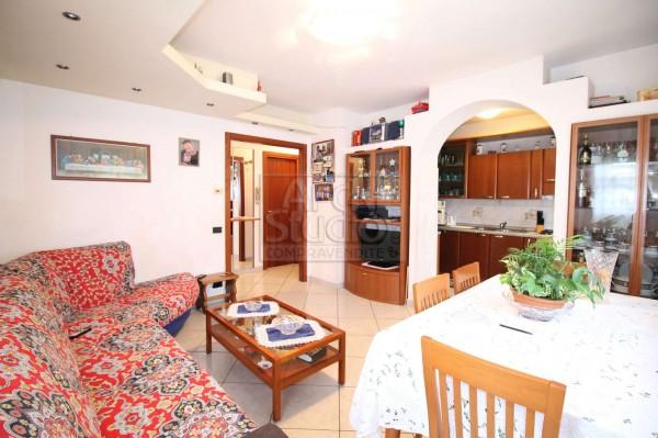 Appartamento in vendita a Cassano d'Adda, Annunciazione, Con giardino, 80 mq - Foto 15
