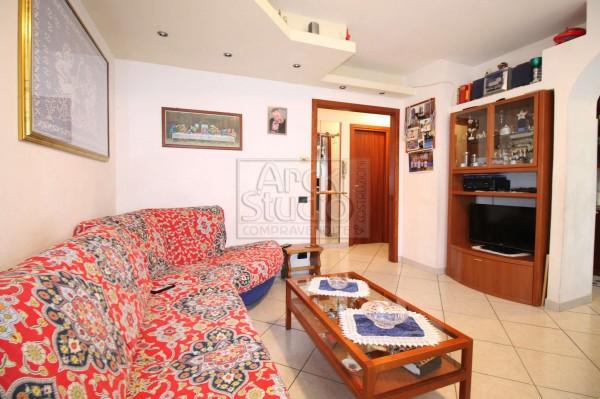 Appartamento in vendita a Cassano d'Adda, Annunciazione, Con giardino, 80 mq - Foto 5