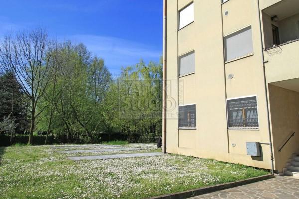 Appartamento in vendita a Cassano d'Adda, Annunciazione, Con giardino, 80 mq