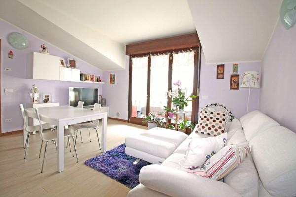 Appartamento in vendita a Pozzo d'Adda, Arredato, 64 mq - Foto 3