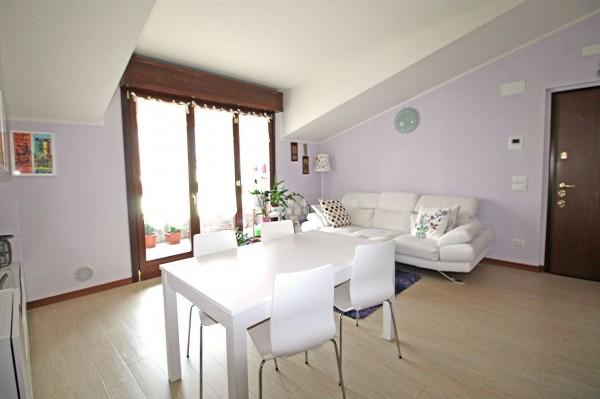Appartamento in vendita a Pozzo d'Adda, Arredato, 64 mq - Foto 10